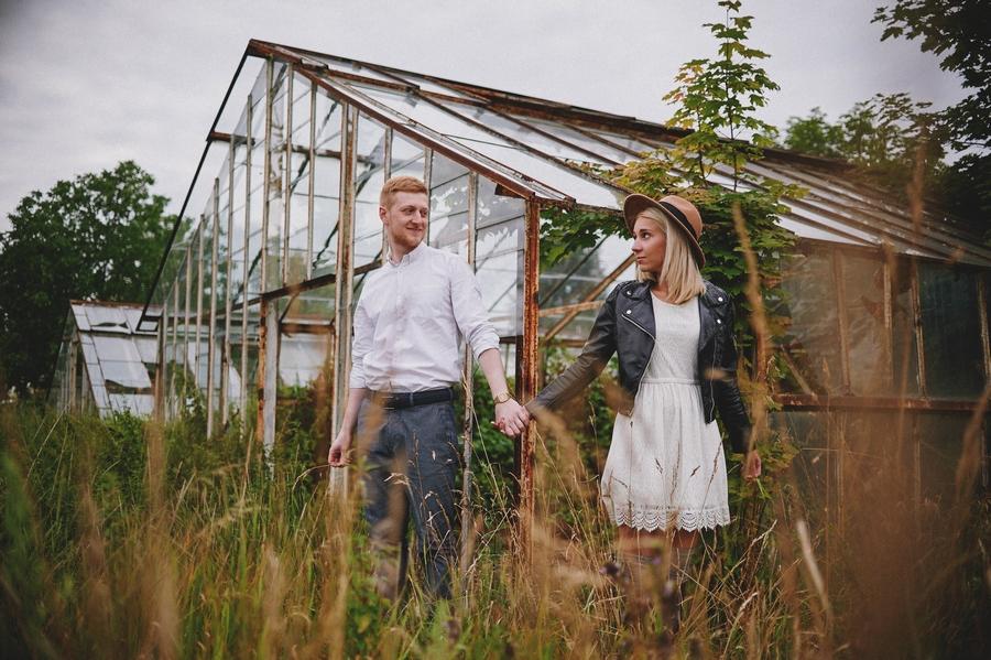 Natalia i Zbyszek – ślub w plenerze Pałac Runowo